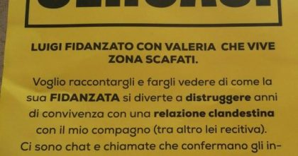 scafati-1627914431249-jpg-donna_tradita_distribuisce_volantini___cercasi_fidanzato_dell_amante_del_mio_ragazzo_