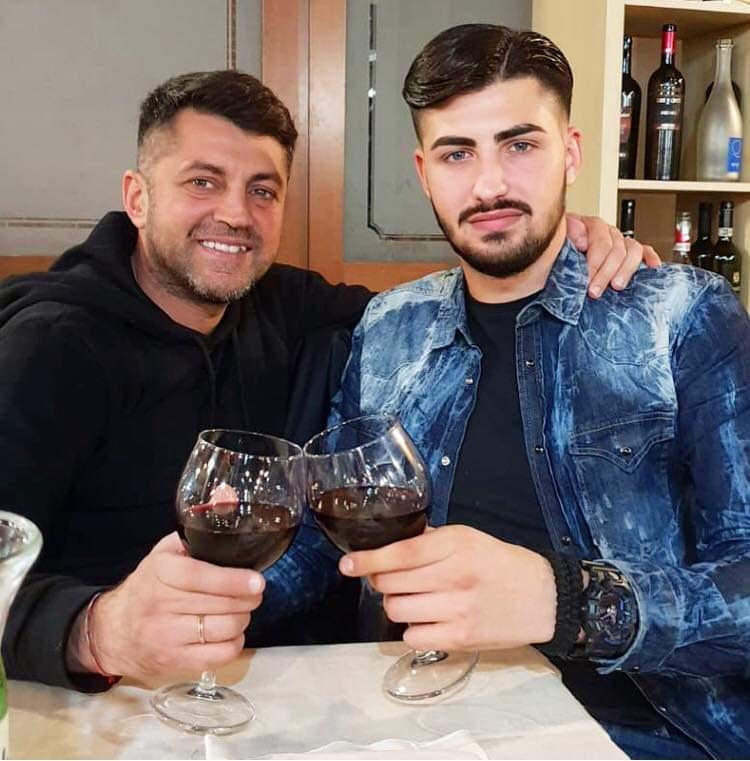 Il ras Giuseppe De Luca Bossa e il figlio Carmine