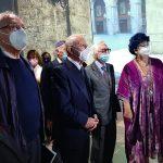 inaugurazione-con-giovanni-pinto-presidente-del-trianon-viviani-vincenzo-de-luca-presidente-della-regione-e-marisa-laurito-direttore-artistico-del-teatro-della-canzone-napoletana