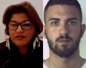 Luisa De Stefano e Tommaso Schisa